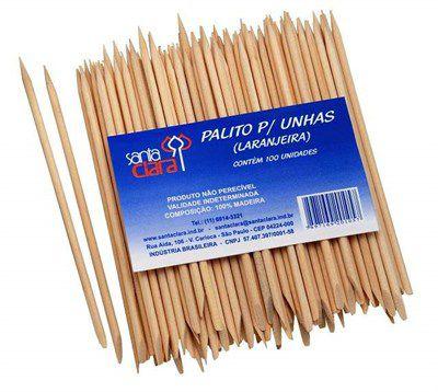 PALITO DE LARANJEIRA - 100 UND - SANTA CLARA  - Misstética
