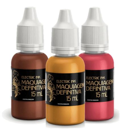 PIGMENTO ELECTRIC INK MD (PROMOÇÃO) - ATENÇÃO À VALIDADE  - Misstética