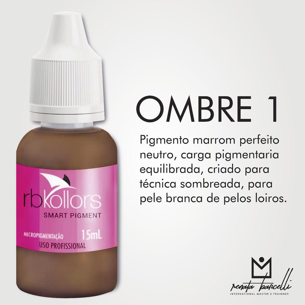 PIGMENTO RB KOLLORS - OMBRE 1  - Misstética