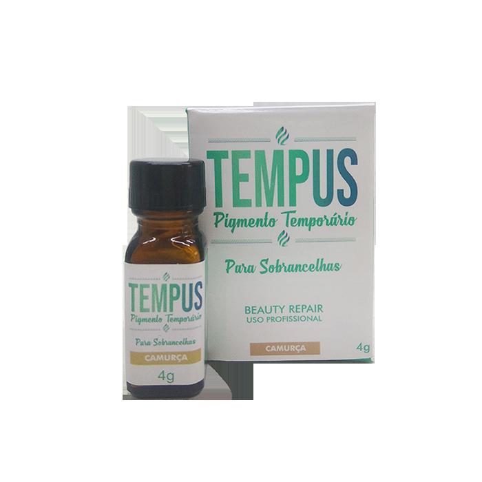 PIGMENTO TEMPORÁRIO TEMPUS (CHOCOLATE) - RB KOLLORS  - Misstética