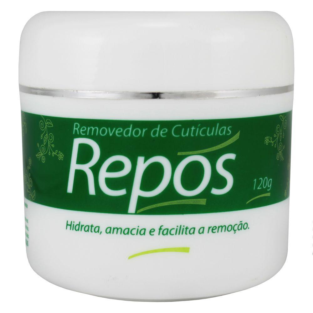 REMOVEDOR DE CUTÍCULAS (REPOS) - 120g  - Misstética