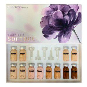 SOFTONE WANNA B KIT - BB GLOW HS CHEMICAL - COM ANVISA  - Misstética