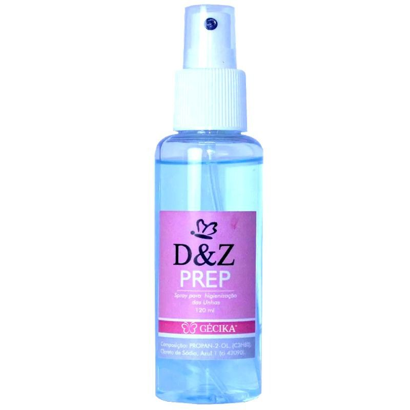 PREP SPRAY D&Z - 120ML  - Misstética