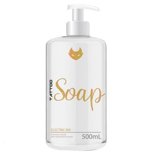 TATTOO SOAP - 500ML - ELECTRIC INK  - Misstética