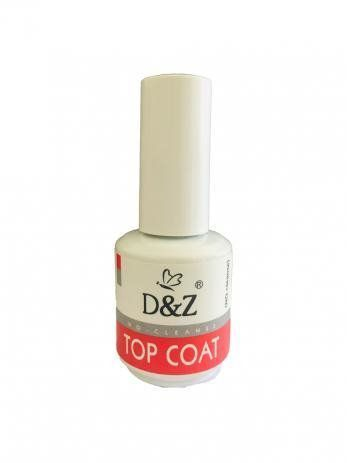 TOP COAT D&Z -15ML  - Misstética