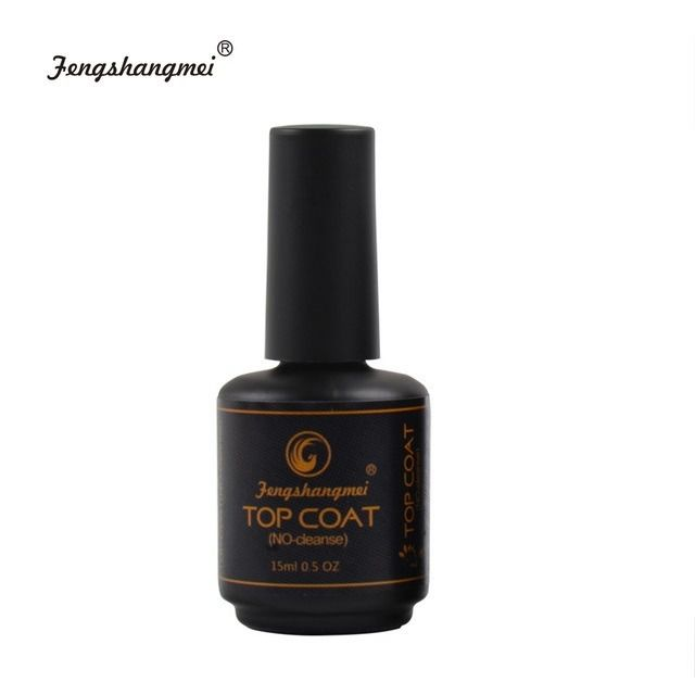 TOP COAT FENGSHANGMEI 15ML (NO-CLEANSE)  - Misstética