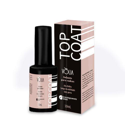 TOP COAT  VÓLIA - 10ML  - Misstética