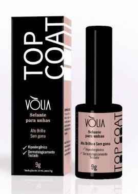 TOP COAT  VÓLIA - 9G/10ML  - Misstética