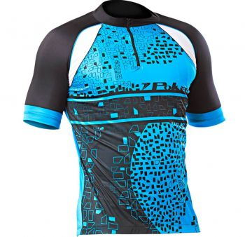 CAMISA POKER CICLISTA SPEED IV