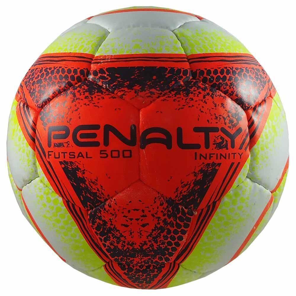 Bola Futsal Penalty Infinity 500 32 Gomos Costurada a mão