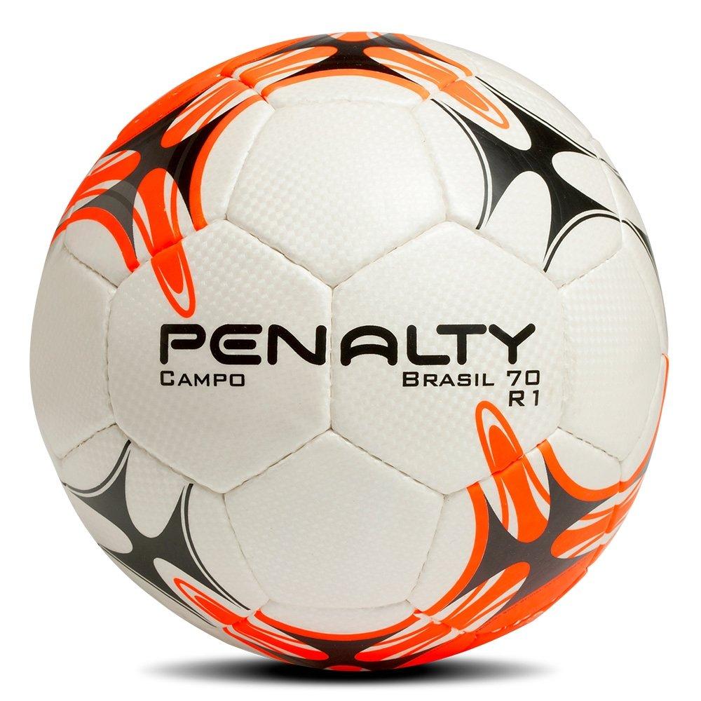 Bola Penalty Brasil 70 R1 VII Campo Costurada a mão