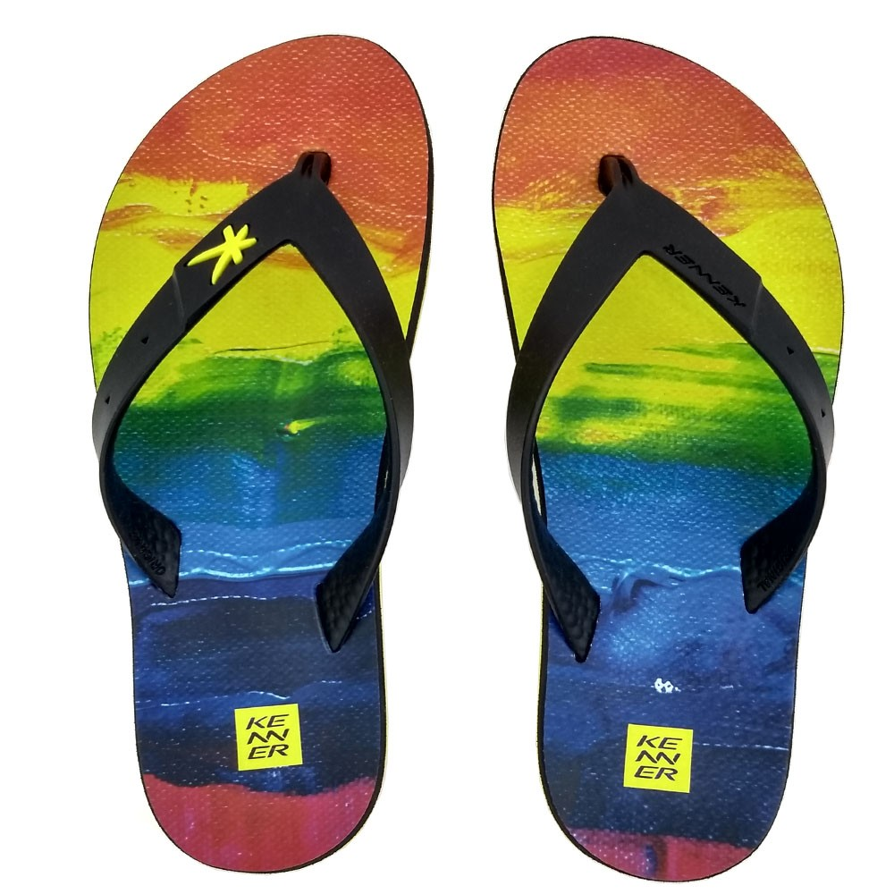 Chinelo Kenner Summer Rainbow