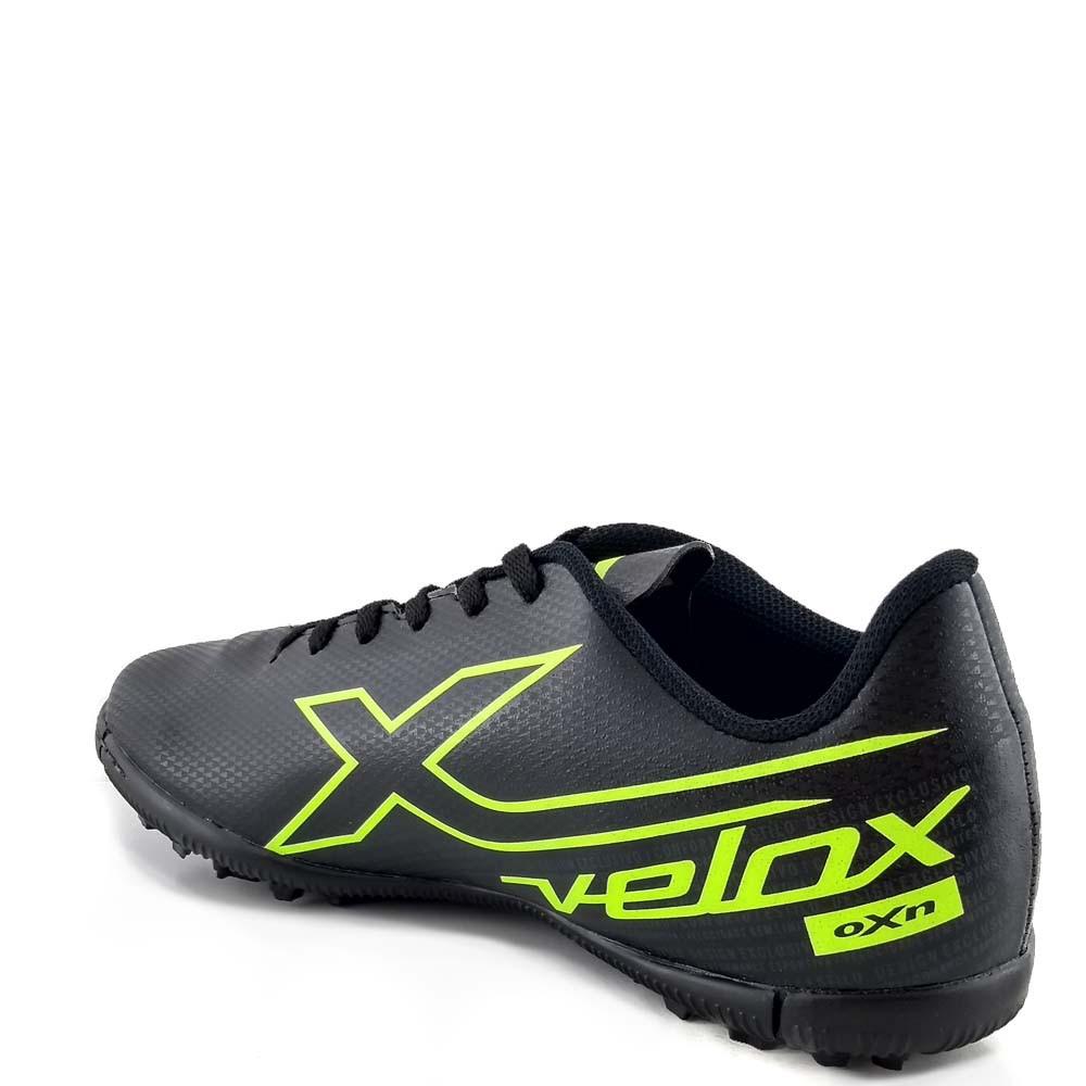 Chuteira Oxn Velox 3 Society