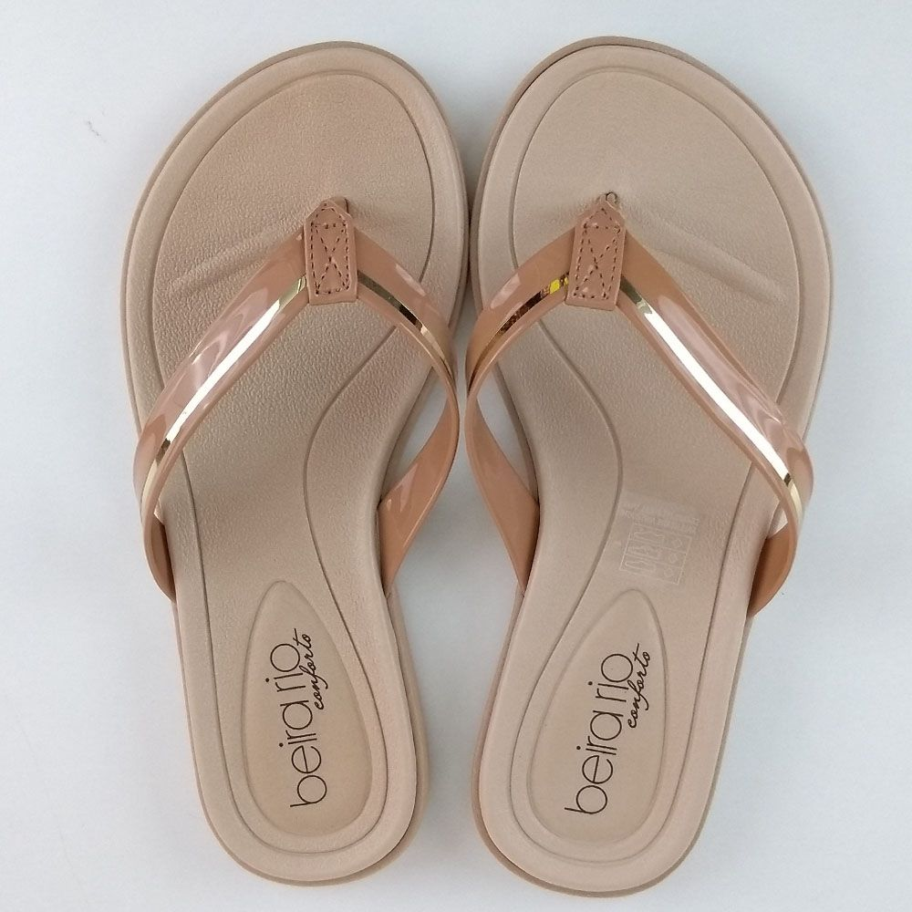 Sandália de Dedo Beira Rio Feminina