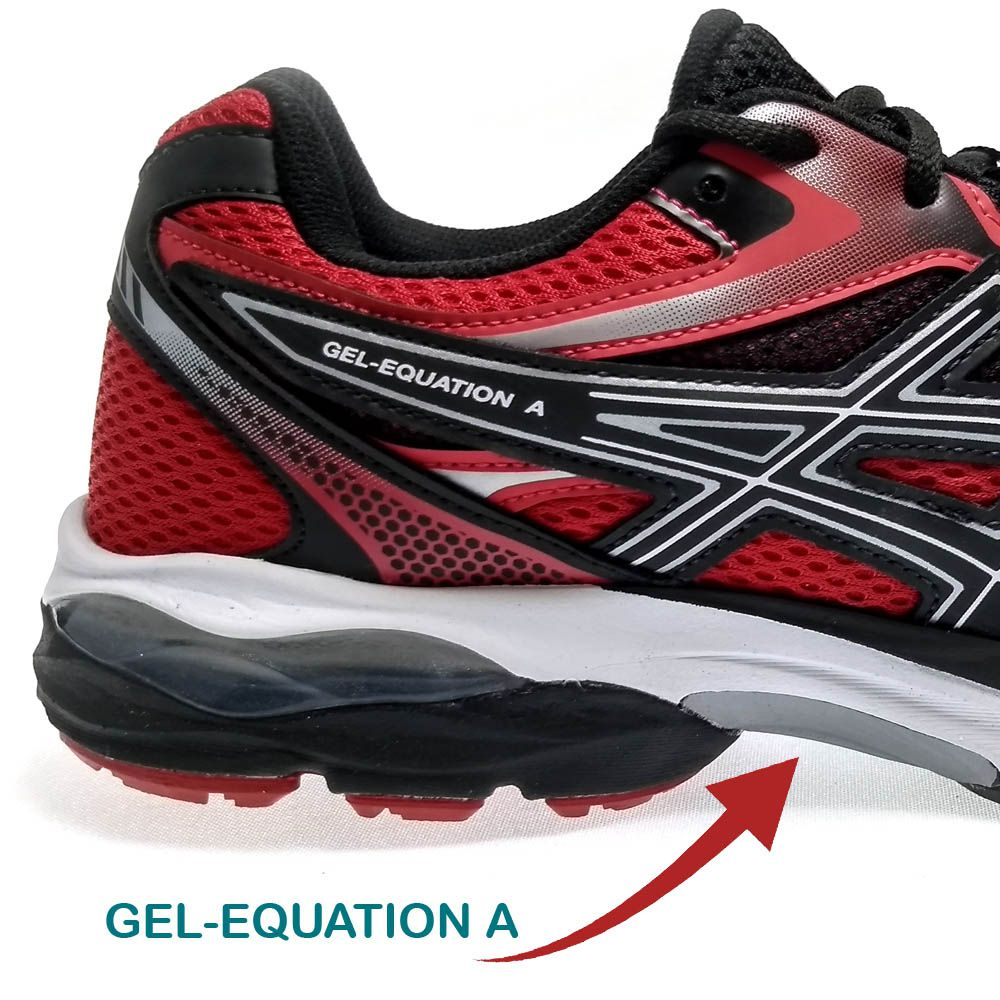 TENIS ASICS GEL EQUATION 9A