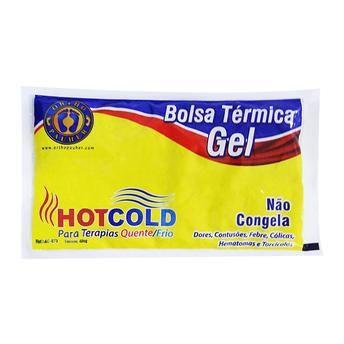 Bolsa Térmica de Gel Quente e Frio - Ortho Pauher