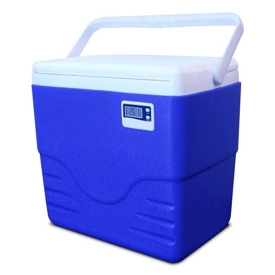 Caixa térmica com termômetro 15 Litros - Coleman