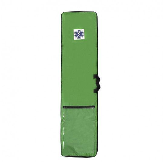 Capa para Prancha de Resgate Verde Longa com Bolso