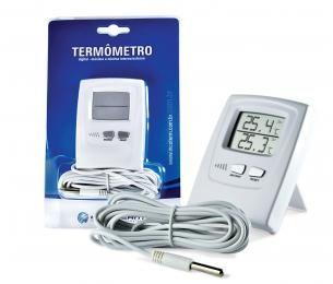 Termômetro Máxima e Mínima Digital -  Incoterm