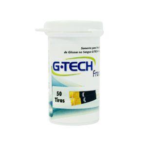 Tiras Reagentes G-Tech Free