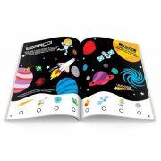 Buum! Livro de Atividades e Fatos sobre o Espaço