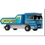 Caminhão Super Carga Caçamba Azul