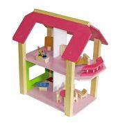 Casa de Boneca Pink