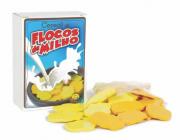 Coleção Brincando Comidinhas Cereal Flocos de Milho