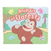 Doces Animaizinhos em Quebra-Cabeças Animais da Floresta