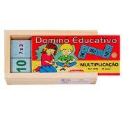 Dominó Educativo Multiplicação