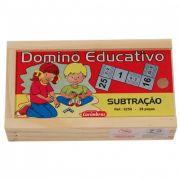 Dominó Educativo Subtração