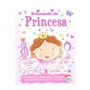 Fazendo a festa I! Brincando de Princesa.