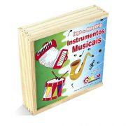 Jogo da Memória - Instrumentos Musicais
