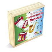 Jogo da Memória Instrumentos Musicais