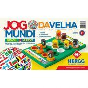 Jogo da Velha Mundi: Brasil x Mundo