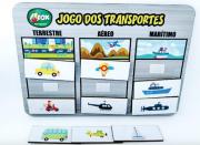 Jogo Dos Transportes