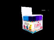 Jogo Magnético Cubos 22 Peças