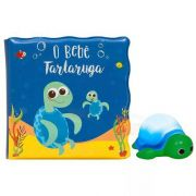 Kit Livrinho de Banho e Tartaruguinha