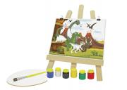 Kit Pintura Dinos