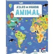 Livro Atlas do Mundo Animal