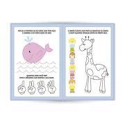 Livro Caligrafia Brincando de Escrever Maternal 1