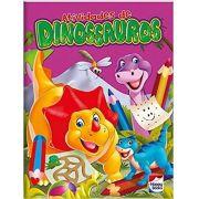 Livro de Atividades Dinossauro Vol. 2