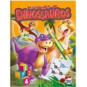 Livro de Atividades Dinossauros Vol. 1
