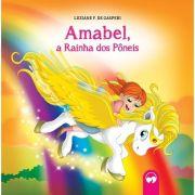 Livro de História Amabel, A Rainha Dos Pôneis