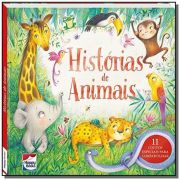 Livro Meu Primeiro Tesouro - História de Animais