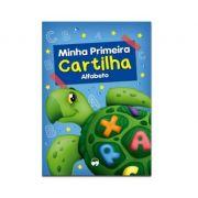 Livro Minha Primeira Cartilha Alfabeto