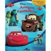 Livro Miniatura Amigos Fantásticos