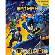 Livro Miniaturas Batman - Os Vilões de Gotham