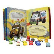 Livro Miniaturas Carros 3 - Uma Nova Geração