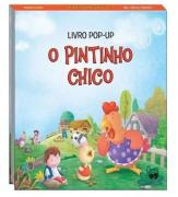 Livro Pop-Up - O Pintinho Chico